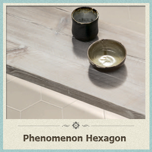 Mutina Phenomenon Hexagon