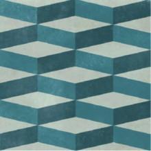 Azulej Cubo Grigio 20x20