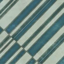 Azulej Diagonal Grigio 20x20