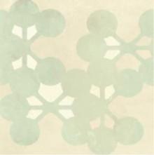 Azulej Flores Bianco 20x20