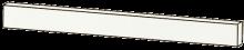 Ceramica bianca 5.3x59.7