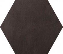 Dechirer Esagona neutral nero 60x60