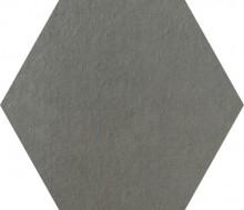Dechirer Esagona neutral piombo 60x60
