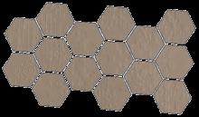 Dechirer Mosaico random decor ecru 22x45