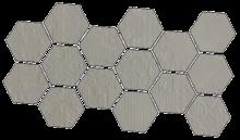 Dechirer Mosaico random decor grigio 22x45