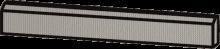 Pico Battiscopa Down natural gris 3.8x60