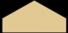 Tex Battiscopa yellow 10.5x20