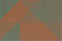 Tierras frame rust 20x30