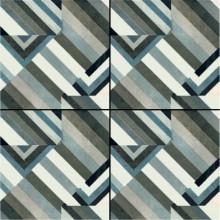 Azulej Prata Nero 20x20