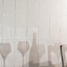 Ceramica bianca 11.8x11.8